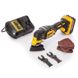 DeWalt DCS355N-XJ + DCB105 + DCB182 Reviews