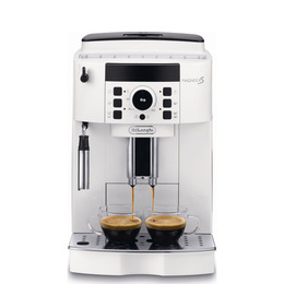 De Longhi Magnifica S ECAM22.117W Bean to Cup Coffee Machine - White Reviews