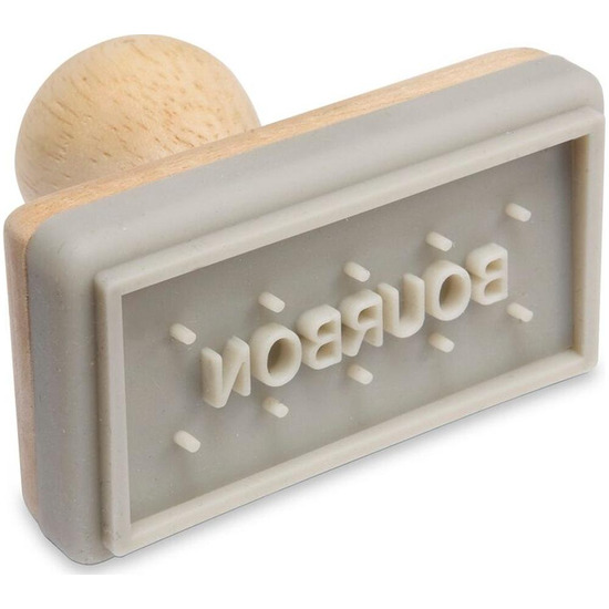 Traditional Biscuit Stamp - Bourbon