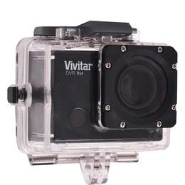 Vivitar DVR944 Action Camcorder - Black Reviews