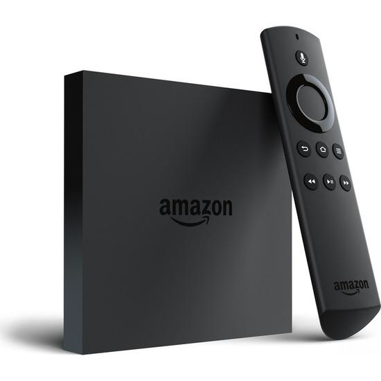 Amazon Fire TV 4K (2015, 2nd generation)