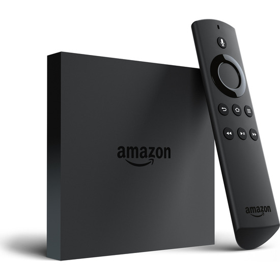 Amazon Fire TV 4K (2015, 2nd generation)