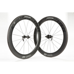 Photo of DT Swiss RRC 65 DiCut Wheels Bicycle Component