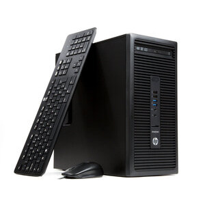 Photo of HP EliteDesk 705 G2 Small Form Factor PC Desktop Computer
