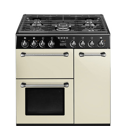 Blenheim 110 cm Dual Fuel Range Cooker Cream Reviews