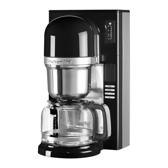 Pour Over Coffee Maker - Onyx Black