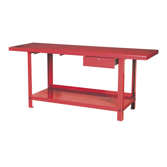 Sealey AP3020 Workbench Steel 2mtr With 1 Drawer