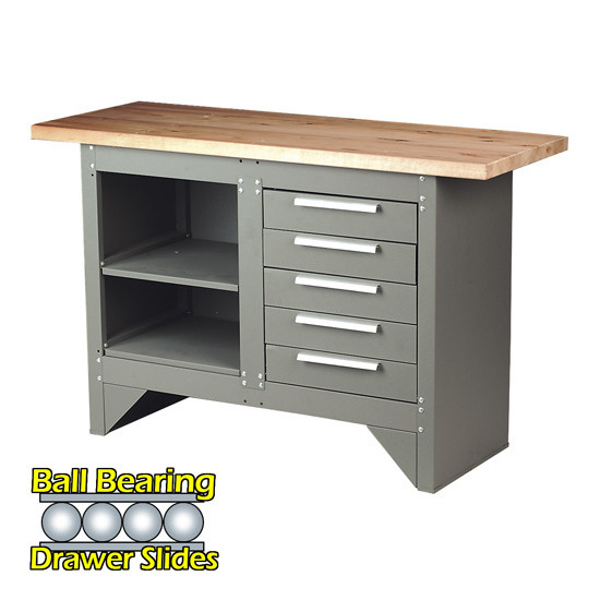 Sealey AP2030BB Workbench With 5 Drawers Ball Bearing Runners Heavy-duty