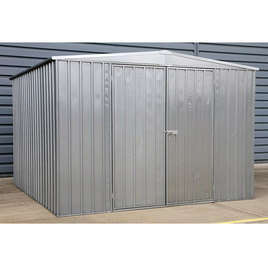 Sealey GSS3030 Galvanized Steel Shed 3 X 3 X 2.1mtr Reviews