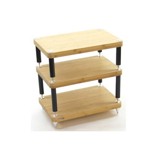 Atacama Evoque Eco 60-40 SE - Natural Bamboo - 3 Shelf