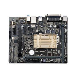 Asus N3050M-E Socket Intel Celeron Dual-core N3050 VGA HDMI 8-channel audio m-ATX Motherboard Reviews