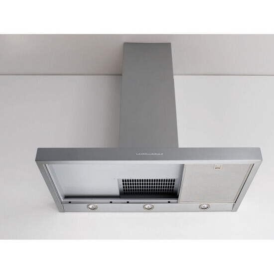 Miele DA419-7 Chimney Cooker Hood - Stainless Steel