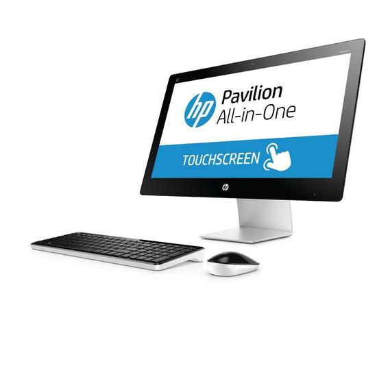 HP Pavilion 23-q110na AIO