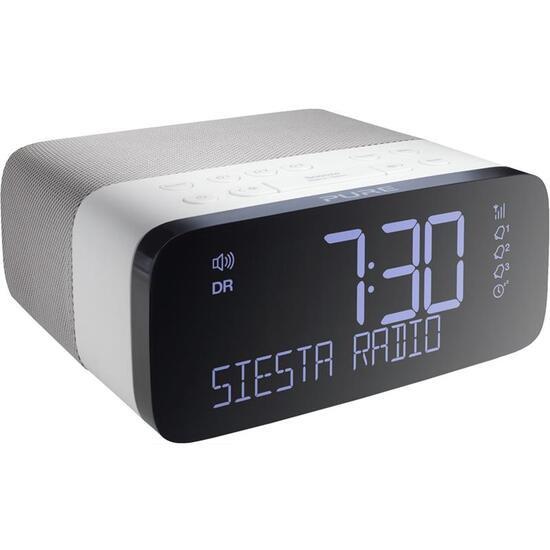 Pure Siesta Rise DAB/FM Clock Radio