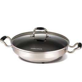 Supreme Precision 48898 44 cm Non-stick Skillet - Stainless Steel Reviews