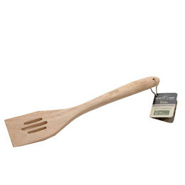 Elite Slotted Turner Spatula - Beech Reviews