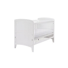 East Coast Venice Cot Bed - White Reviews