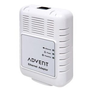 Photo of Advent 85 MBPs Powerline Ethernet Adapter Ethernet Adapter