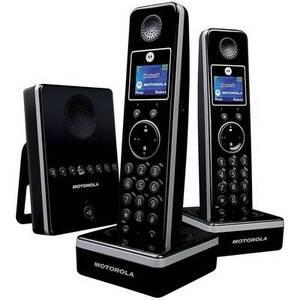 Photo of MOTOROLA D812 Landline Phone