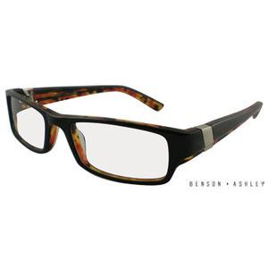 Photo of Benson + Ashley 0BA 004 Glasses Glass