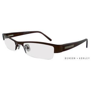 Photo of Benson + Ashley 0BA 009 Glasses Glass