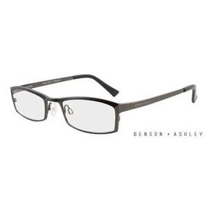 Photo of Benson + Ashley 0BA 011 Glasses Glass