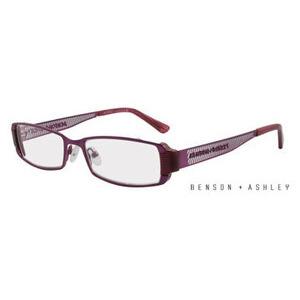 Photo of Benson + Ashley 0BA 013 Glasses Glass