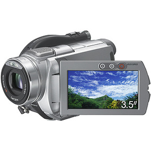Photo of Sony DCR-DVD505 Camcorder
