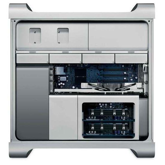 Mac Pro Two Quad-Core Intel Xeon 3.0GHz/2GB/320GB/16xSD/ATI Radeon HD 2600 XT 25