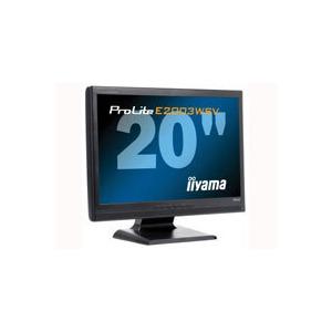 Photo of E2003WSV-B1/20.1 LCD TCO99 Black Monitor
