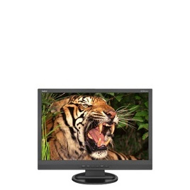 "NEC LCD22WV - Flat panel display - TFT - 22"" - widescreen - 1680 x 1050 / 60 Hz - 300 cd/m2 - 1000:1 - 5 ms - 0.277 mm - VGA Reviews"