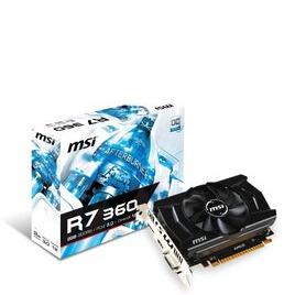 MSI RADEON™ R7 360 2GD5 OC Reviews