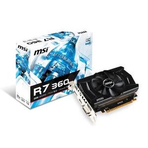 Photo of MSI RADEON™ R7 360 2GD5 OC Graphics Card