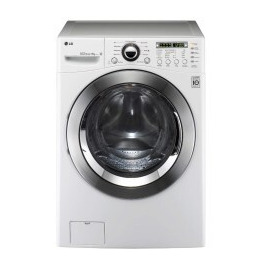 LG F1255FD 15kg 1200rpm Freestanding Washing Machine - White Reviews