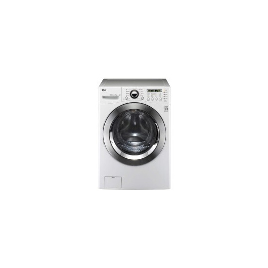 LG F1255FD 15kg 1200rpm Freestanding Washing Machine - White
