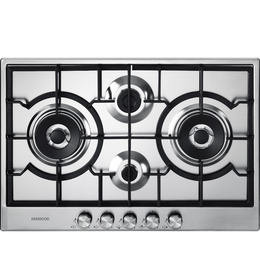 Kenwood KHG704SS Gas Hob - Stainless Steel Reviews