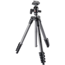 Manfrotto Compact Advanced with Ball Head Tripod Kit Reviews