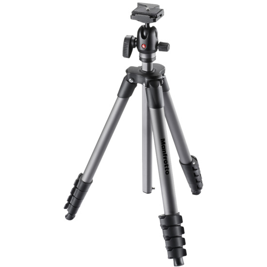 Manfrotto Compact Advanced with Ball Head Tripod Kit