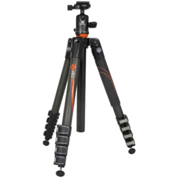 Vanguard VEO 265CB Travel Tripod Reviews
