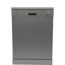 ESSENTIALS CDW60S15 Full-size Dishwasher - Dark Silver Reviews