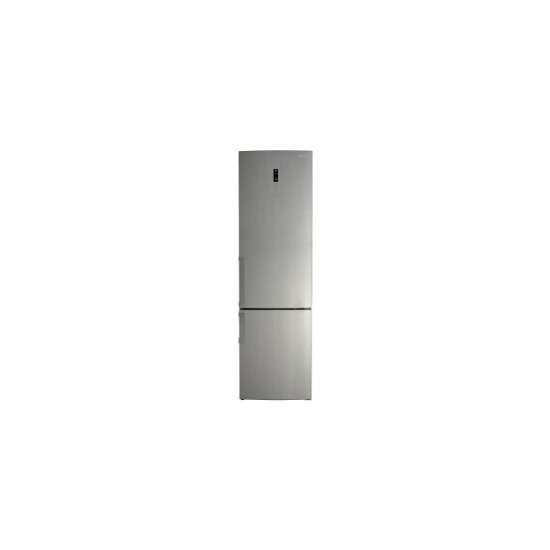 Sharp SJ-B1330E1I Freestanding Tall No Frost Fridge Freezer - Stainless Steel
