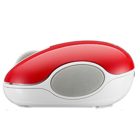 GOJI GMWLRD15 Wireless Blue Trace Mouse - Red Reviews