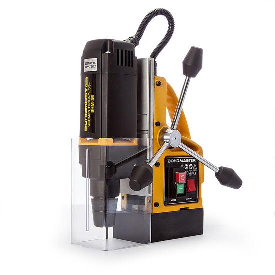 Unibor BHM-35 Portable Magnetic Drilling Machine 240V