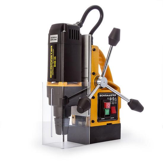 Unibor BHM-35 Portable Magnetic Drilling Machine 110V