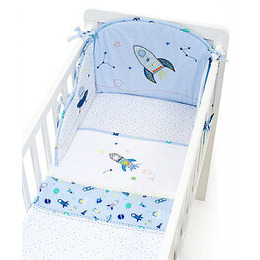 Mothercare Space Dreamer Crib Bale Reviews