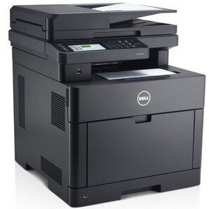 Photo of Dell H825CDW Printer