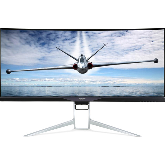 "Predator X341CK 34"" Curved IPS LED Gaming Monitor with MHL"