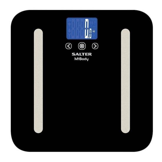 Salter Digital Body Analyser Scale