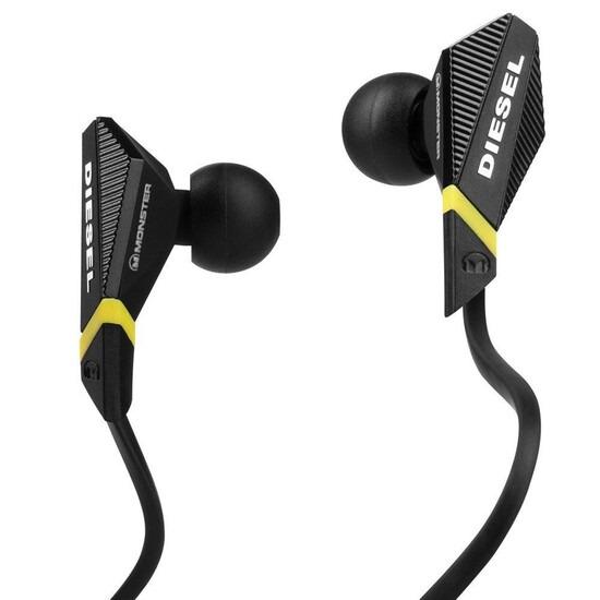 Monster Diesel VEKTR In Ear Stereo Headphone