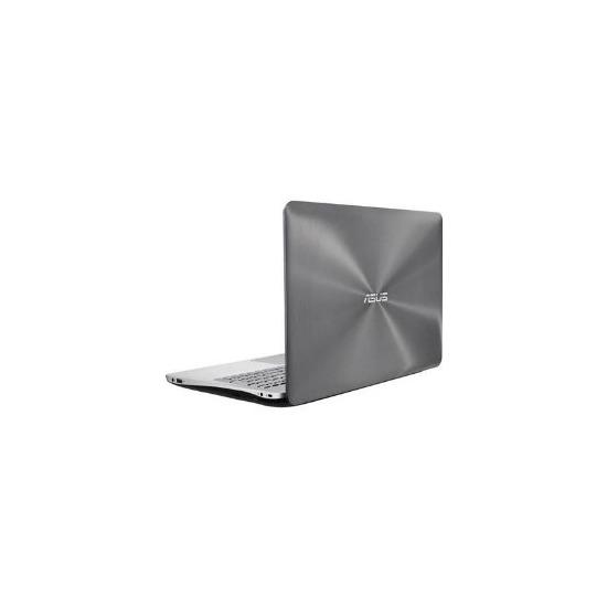 Asus N551JQ Core I7-4710HQ 8GB 1.5TB + 128GB SSD Nvidea GeForce GT845M Win8.1 15.6 Inch 3D RealSense Camera 15.6 Inch Full HD Laptop